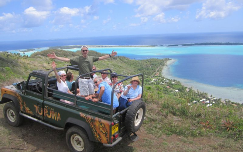 Bora Bora 4x4 Safari