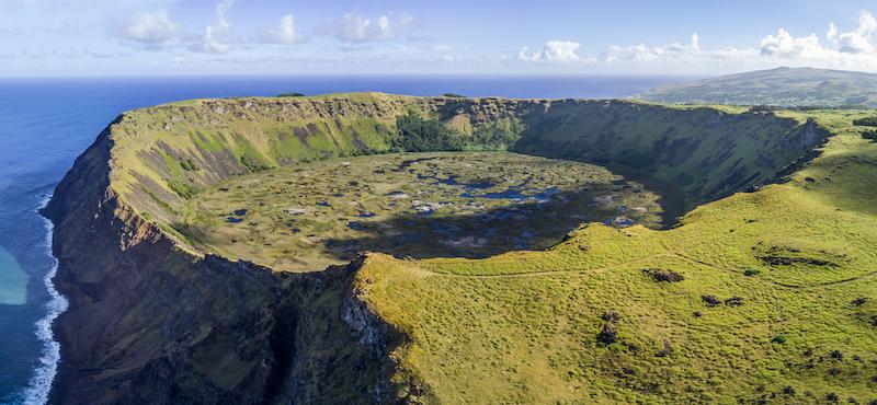 Easter Island Rano Kau